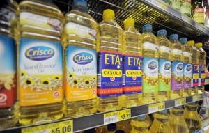 oil supermarket