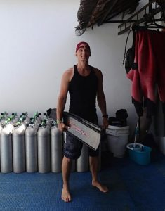 clemens freediving instructor